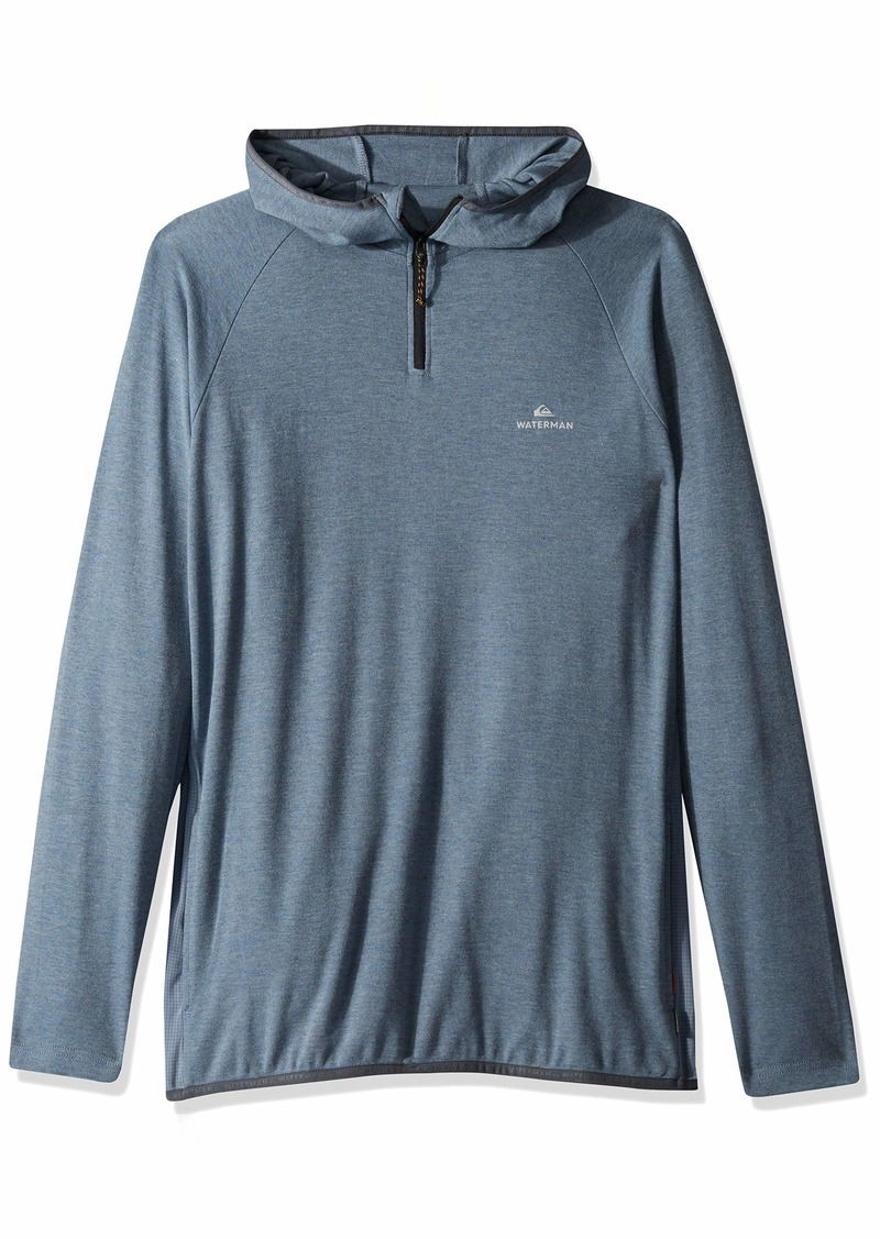 Quiksilver Waterman Men's Sea Hound Hoody Knit Shirt  XL