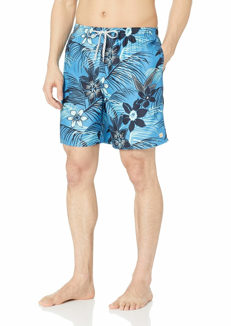 Quiksilver Waterman Men's Seasalt Volley Swim Trunk 18  L