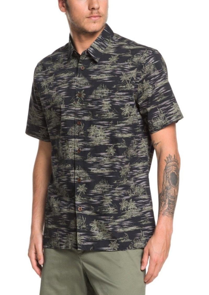 Quiksilver Waterman Men's Shaka Bay Shirt