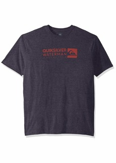 Quiksilver Waterman Men's Staple Sandwich TEE  XL