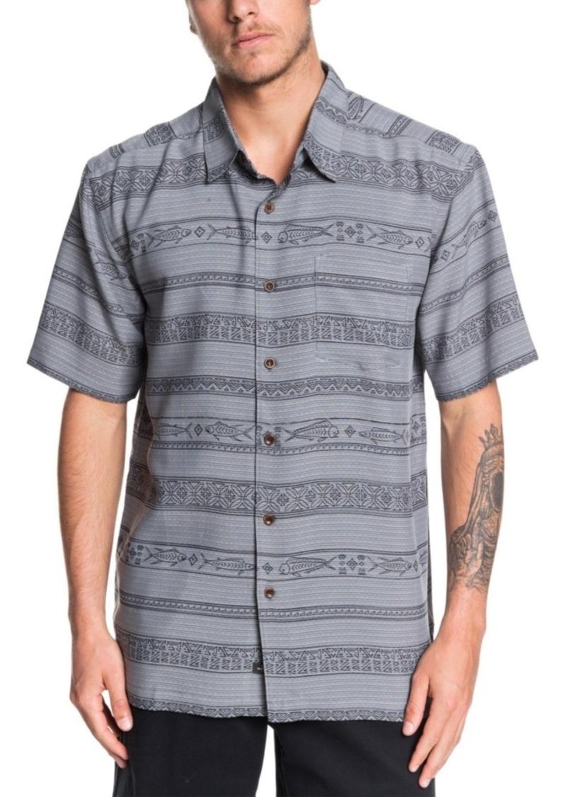 Quiksilver Waterman Men's Tapa Sunriser Shirt