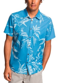 Quiksilver Waterman Men's Tech Beachrider Shirt