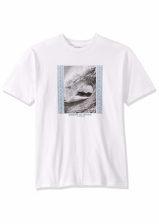 Quiksilver Waterman Men's Tender Vision TEE  L