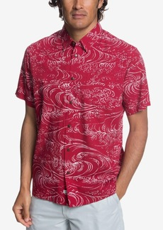 Quiksilver Waterman Men's Wind and Waves Shirt