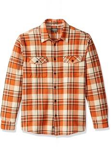 Quiksilver Waterman QUIBB Men's Cedar Island Woven Button Down Shirt