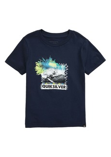Quiksilver Wide Eyes Graphic Tee (Toddler & Little Boy)