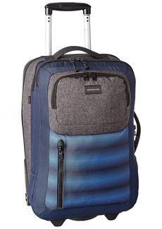 Quiksilver Young Men's Horizon Luggage Roller Bag Accessory -navy blazer