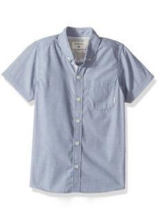 Quiksilver Youth Little Boys' Everyday Wilsden Short Sleeve Top