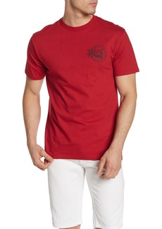 Quiksilver Rad Tiger Regular Fit Graphic Tee