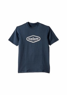 Quiksilver Razors Short Sleeve Rashguard (Big Kids)