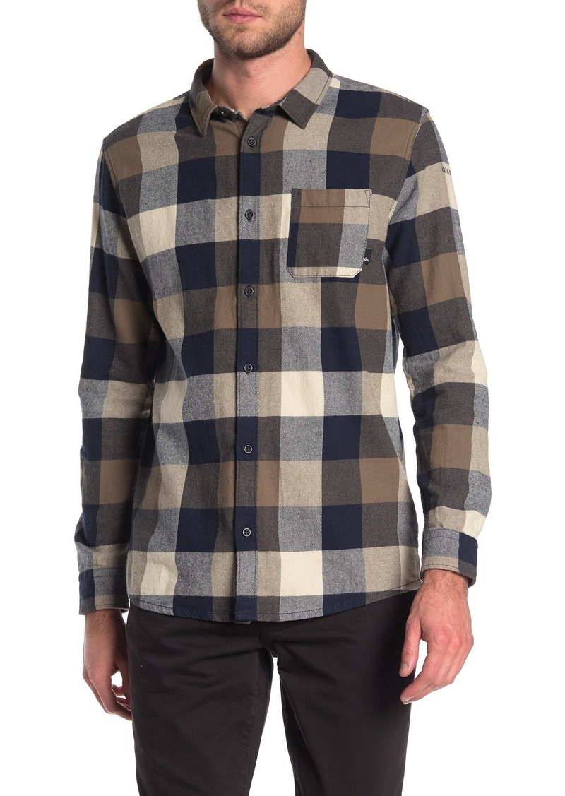 Quiksilver Regular Fit Button Down Shirt