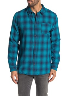 Quiksilver Regular Fit Inca Checkered Shirt