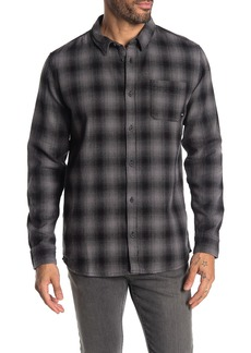 Quiksilver Regular Fit Inca Checkered Shirt