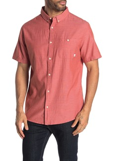 Quiksilver Regular Fit Short Sleeve Waterfalls Shirt