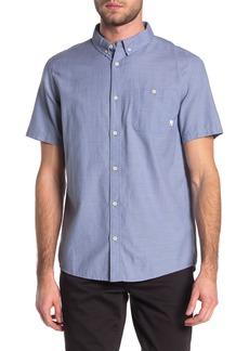Quiksilver Regular Fit Short Sleeve Waterfalls Shirt