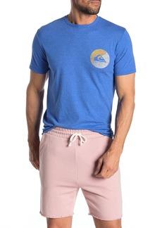 Quiksilver Shook Up Brand Logo T-Shirt