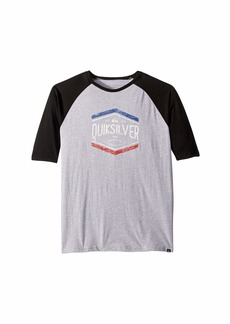 Quiksilver Sketchy Member Long Sleeve Shirt (Big Kids)