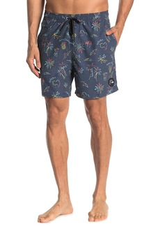 Quiksilver Southern Dream Volley Swim Shorts
