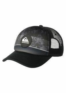 Quiksilver Stripe Pipes Trucker Hat