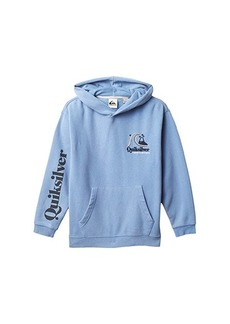 Quiksilver Sweet As Slab Hood Fleece Top (Big Kids)