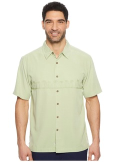 Quiksilver Tahiti Palms 4 Traditional Polynosic Woven Top