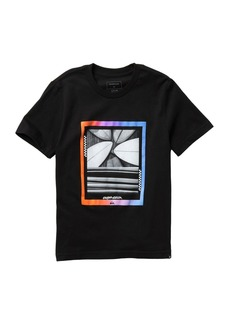 Quiksilver Tail Fit Graphic Tee (Big Boys)