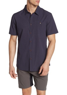 Quiksilver Tech 2 Short Sleeve Regular Fit Shirt