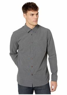 Quiksilver Tech Tides Long Sleeve Shirt
