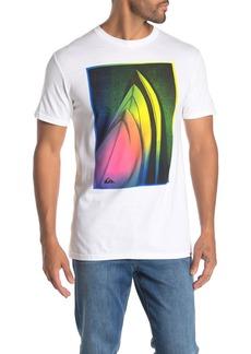 Quiksilver The Board Short Short Sleeve T-Shirt