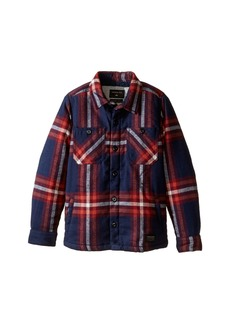 Quiksilver The Game Play Long Sleeve Woven Top (Toddler/Little Kids)
