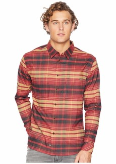 Quiksilver Thermo Hyper Flannel II Long Sleeve Shirt