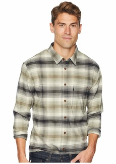 Quiksilver Thermo Hyper Flannel Long Sleeve Shirt