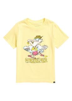Toddler Boy's Quiksilver Kids' Pelican Shred Graphic Tee