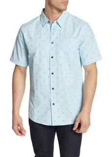 Quiksilver Trailblazed Short Sleeve Regular Fit Shirt