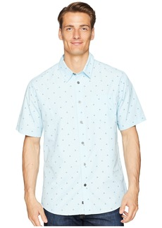 Quiksilver Trailblazed Tribal Right Technical Shirt