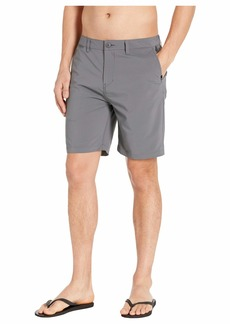"Quiksilver Union Dry Twill Amphibian 19"" Shorts"