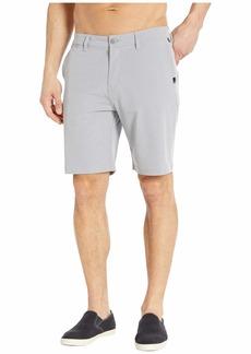 "Quiksilver Union Heather Amphibian 20"" Shorts"