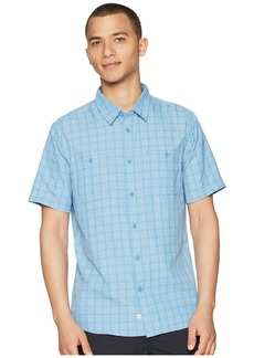 Quiksilver Wake Plaid Technical Shirt