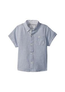Quiksilver Waterfall Short Sleeve Top (Toddler/Little Kids)