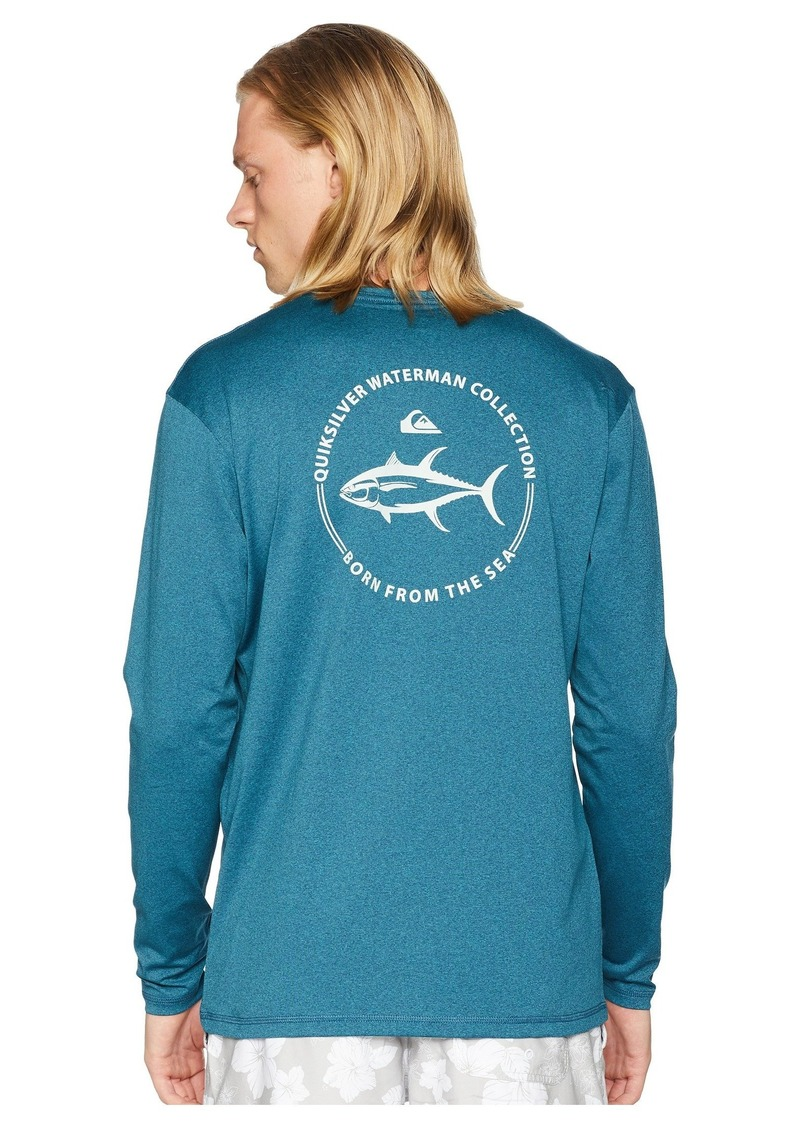 Quiksilver Watermark Long Sleeve Rashguard