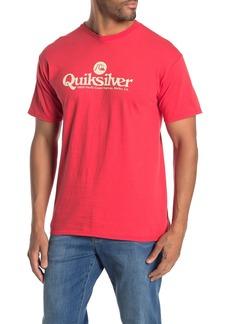 Quiksilver Waxer Short Sleeve T-Shirt