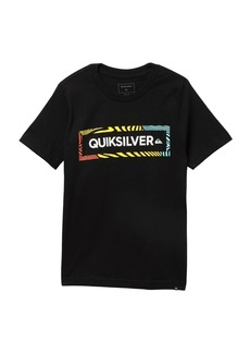 Quiksilver Wise Advice Tee (Big Boys)