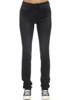 R13 Alison Straight Leg Denim Jeans