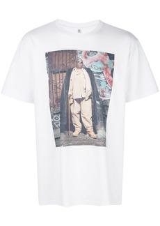 R13 Biggie graffiti print T-shirt