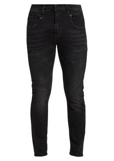 R13 Boy Low-Rise Skinny Jeans