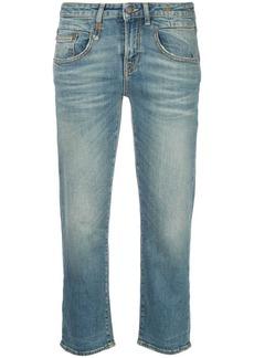 R13 Boy slim fit traight jeans
