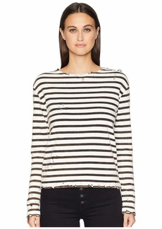 R13 Breton Long Sleeve T-Shirt
