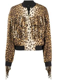 R13 Cheetah bomber jacket