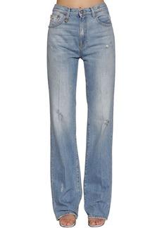 R13 Colleen Cotton Denim Jeans