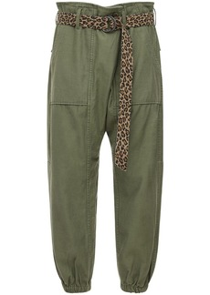 R13 Crossover Canvas Pants